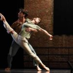 "Ballett ""Beating"" - Brunelle, Foto Regina Brocke"