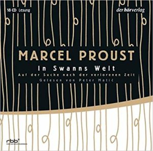 cover Hörbuch proust