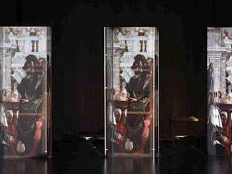 """""""Tosca"""": Bauprobe Tosca. © ZDF und ORF/Osterfestspiele Salzburg/Forster"""