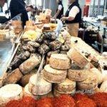 Wo wird Käse verkauft?