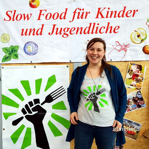 Was tut slowfood für Kinder und Jugendliche?