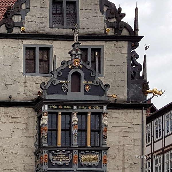 Rathaus von Hann. Münden
