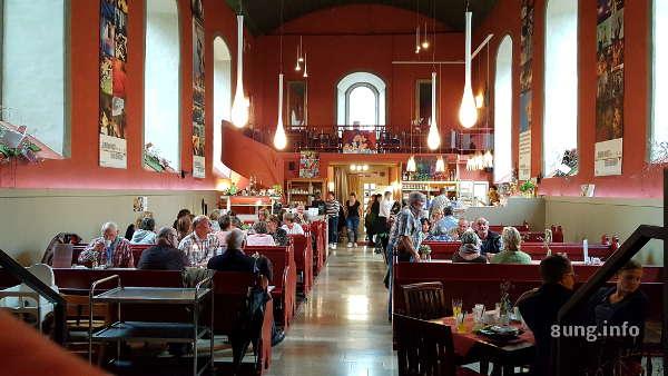 Café in Hann. Münden