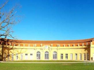 Orangerie im Schlosspark von Erlangen
