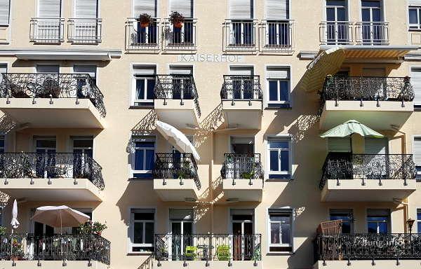 Hotel Kaiserhof in Bad Ems