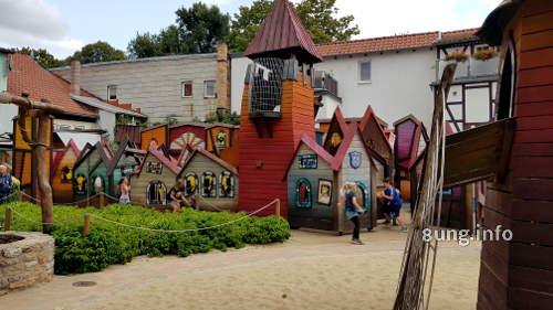 Abenteuerspielplatz Rumpelburg