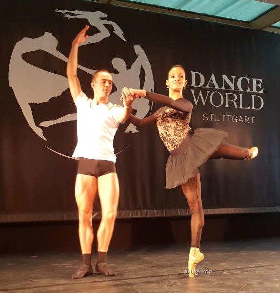 Klassisches Ballett Tänzer
