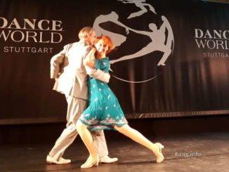 Swing Tanzpaar