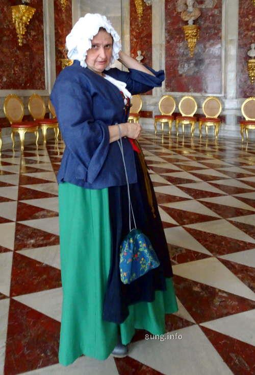 Charlotte Retzloff, Köchin in Sanssouci