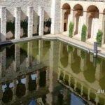 Potsdam, Schloss Belvedere auf dem Pfingstberg - Galerie mit Kasettendecken