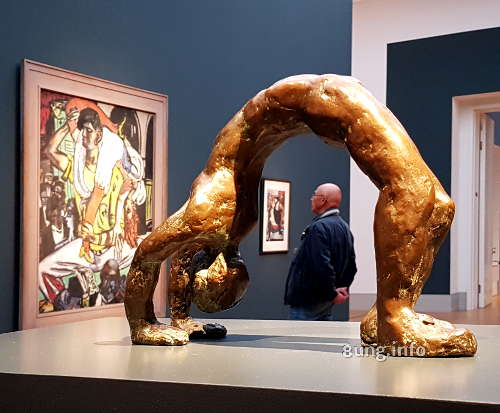 Max Beckmann im Barberini-Museum