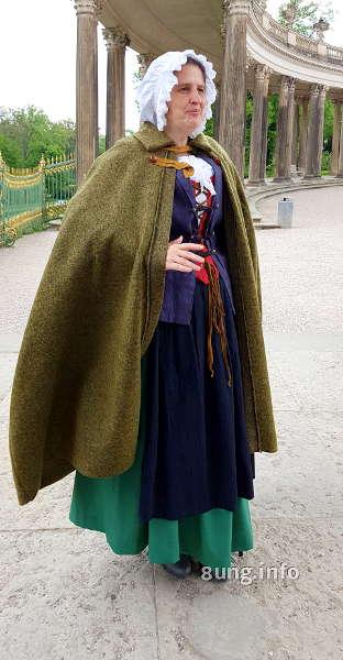 Charlotte Retzloff, die Köchin von Sanssouci