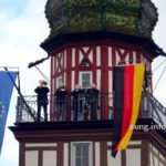 Turmbläser in Kirchheim unter Teck