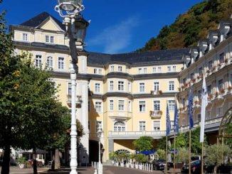 (c) www.8ung.info |Historisches Kurhaus von Bad Ems